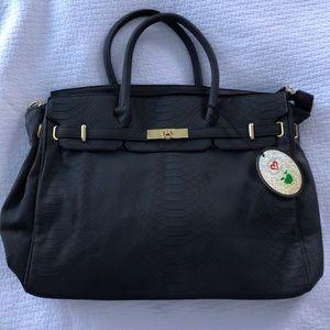 Handbags - Faux Hermès Birkin Bag